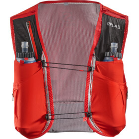 Salomon S/Lab Sense Ultra 5 Bag Set Racing Red